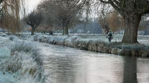 A weather warning has urged people to be aware of icy conditions