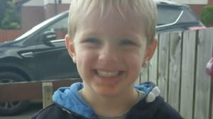 Kai Corkum died following a road traffic collision in Newtownards, Co Down, on Thursday (PSNI/PA)