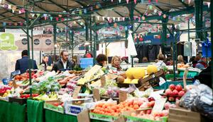 St George's Market shut on March 16 just as traders were preparing for the spring and summer boost