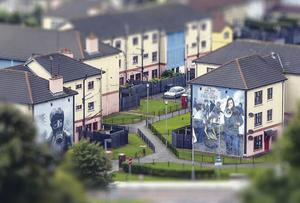 The Bogside, Derry