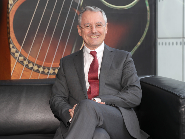 Position: Kevin Holland says NI is attracting investors across the world