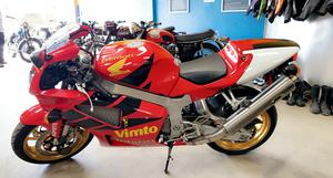 The Joey Dunlop Honda SP-1