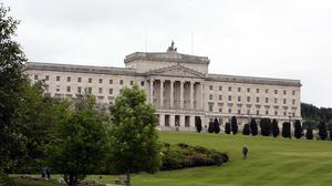 Simon Hamilton said he did not think an agreement between his party and Sinn Fein to restore devolution would materialise in 2018 (Paul Faith/PA)