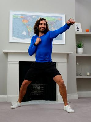 Joe Wicks got us out of our armchairs