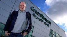 Jeff Wright, lead pastor at the Green Pastures Church in Ballymena