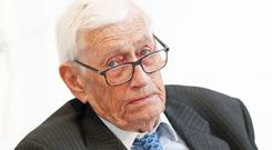 Seamus Mallon has died at the age of 83 (Niall Carson/PA)