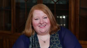 Naomi Long (Kelvin Boyes/Press Eye)