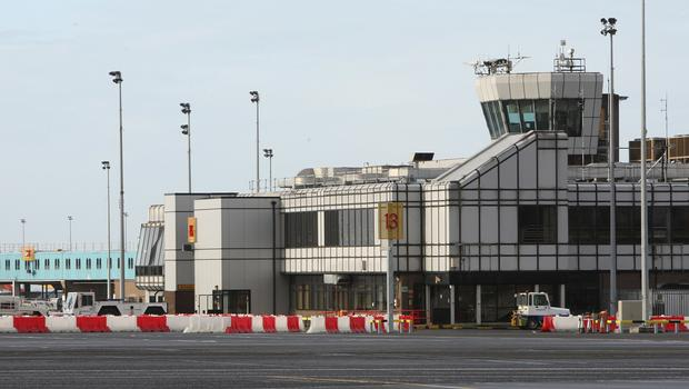 A Belfast International Airport spokesperson apologised for any inconvenience caused