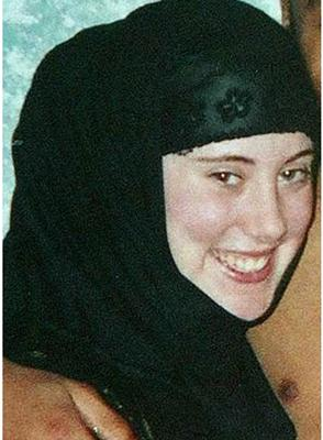 Wanted woman: Samantha Lewthwaite