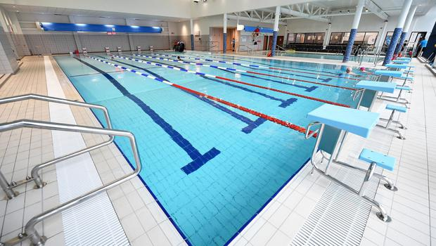 The new Olympia Leisure Centre has just opened