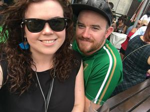 Ellen Fitzgerald and Sean Tohill are due to wed on July 3