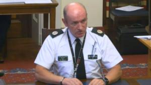 PSNI Assistant Chief Constable Alan Todd. (NI Assembly/PA)