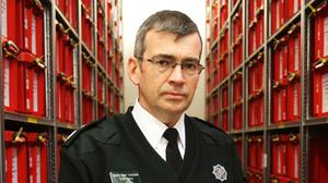 PSNI Deputy Chief Constable Drew Harris said he accepted the criticisms but that the force was moving in the right direction