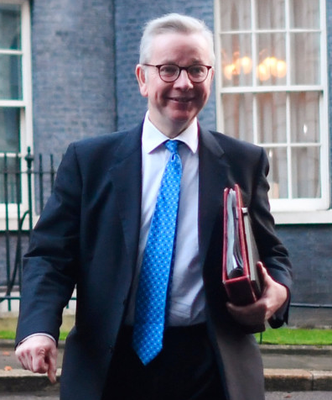 Michael Gove met with regional leaders to discuss Christmas rules