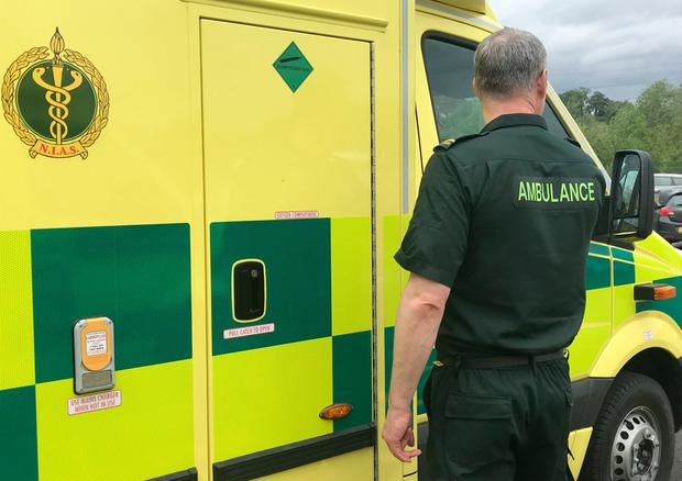 More than 400 ambulance staff are attacked every year in Northern Ireland, new figures show