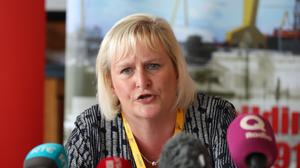 All civil servants should be repaid the money they lost during strike action in Northern Ireland, trade unionist Alison Millar said (Liam McBurney/PA)