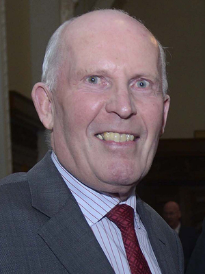 UUP Alderman Jim Rodgers