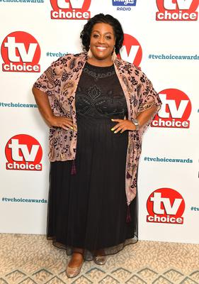 Presenter Alison Hammond who is expected to take a seat on the This Morning sofa