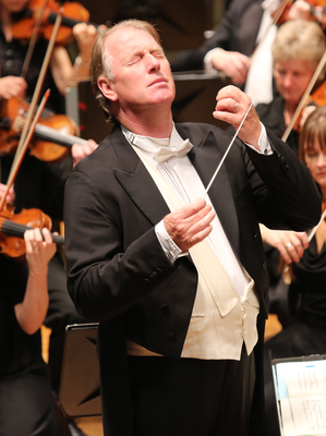 Honorary Guest Conductor Jac van Steen had been due to take part