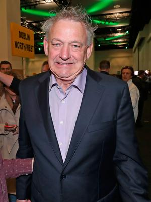 Taoiseach fight: Peter Casey