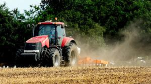 The move aimed to restore the licences of farmers, whose lands straddled public roads, to enable them to drive tractors