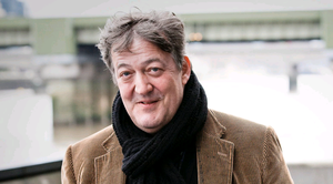 """Gay actor Stephen Fry says he is """"content"""" to be criticised by the DUP"""