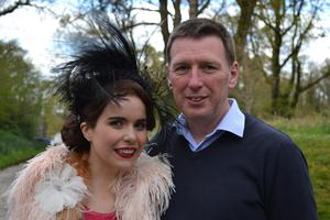 Noel with Paloma Faith