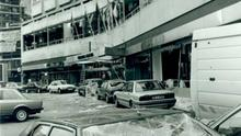 Target: Bomb at Europa Hotel in 1991