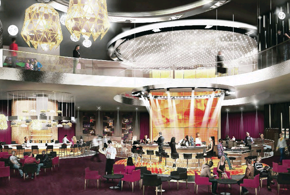 How a new casino in Belfast might look