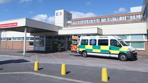 Two patients connected to the Haematology Ward at Craigavon Hospital have died after testing positive for Covid-19 (Niall Carson/PA)