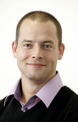 Chris Allen is local environmental quality co-ordinator for Keep Northern Ireland Beautiful
