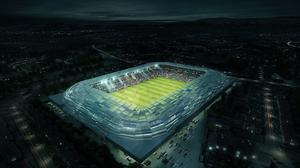 Proposed new Casement Park stadium unveiled by Ulster GAA