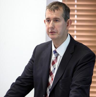 Health Minister Edwin Poots was forced into a U-turn over residential home closures