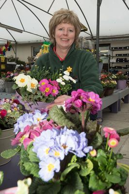 Pauline Peilow from Altnagelvin Garden and Pet Centre