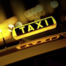 The taxi driver was assaulted in Strabane