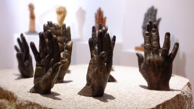 Hands of History will be on show in special Belfast exhibition next month