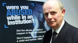 Retired judge Sir Anthony Hart is leading the HIA probe