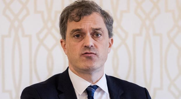 Northern Ireland Secretary Julian Smith (Liam McBurney/PA)