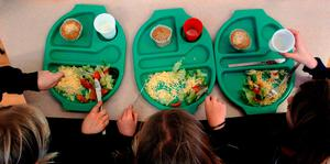 Nearly 100,000 NI pupils are entitled to free meals