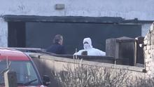 A toddler has died and a baby and their mother have sustained serious injuries during a stabbing at a house in Northern Ireland (Niall Carson/PA)