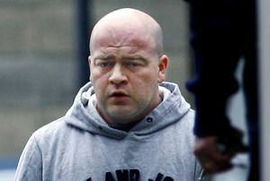 Cahoon (here at his 2012 trial) had been jailed for life for the murder of the mum-of-four in 2008