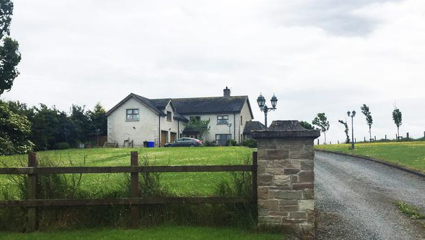 William and Roberta Young's Greyabbey home