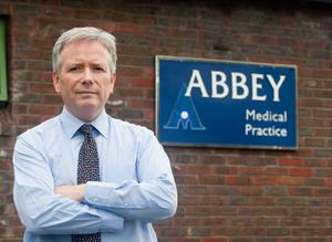 Dr Tom Black, chair of the British Medical Association's Council in Northern Ireland