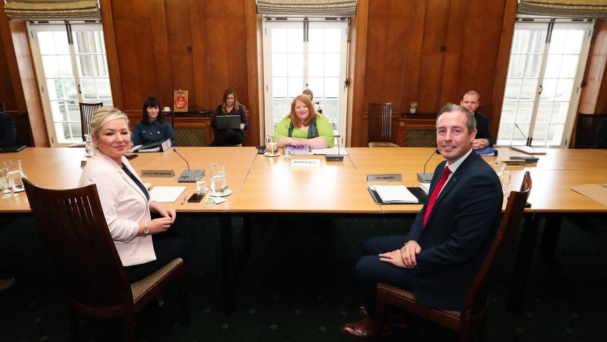Covid Northern Ireland: Stormont Executive says no changes to coronavirus restrictions until October 14