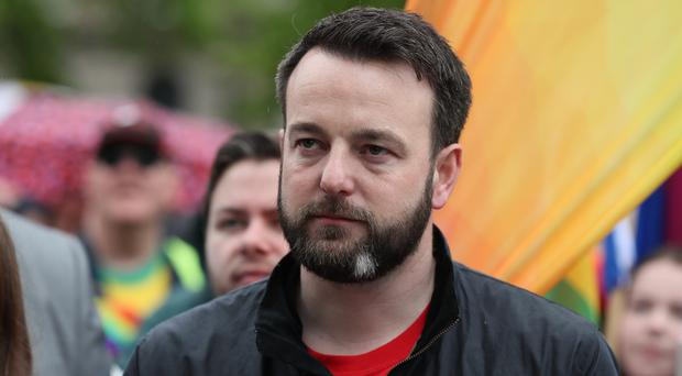 Northern Ireland should become a world leader in renewable energy technology to help fix the climate, SDLP supremo Colum Eastwood said (Brian Lawless/PA)