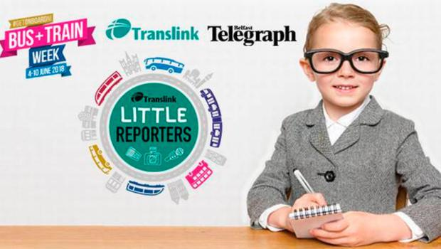 Entries can be posted directly to; Little Reporters, Belfast Telegraph House, Clarendon Dock, 33 Clarendon Road, Belfast, BT1 3BG, or emailed directly to littlereporters@belfasttelegraph.co.uk before 5pm on Friday, May 11