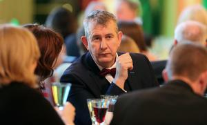 Edwin Poots said the executive needed to be 'smarter' in how it tackled the virus (Niall Carson/PA)
