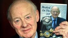 Boxing manager Barney Eastwood has died (Paul Faith/PA)