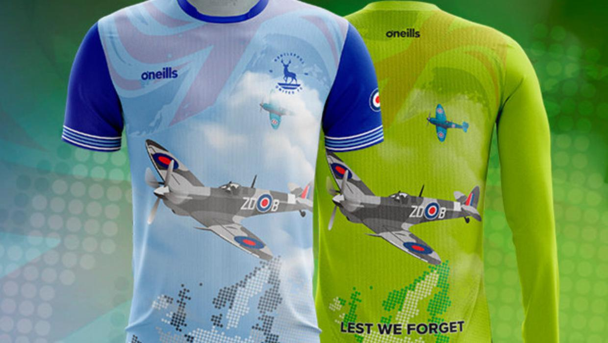 GAA kit-makers O'Neills praised for Remembrance Day football jersey