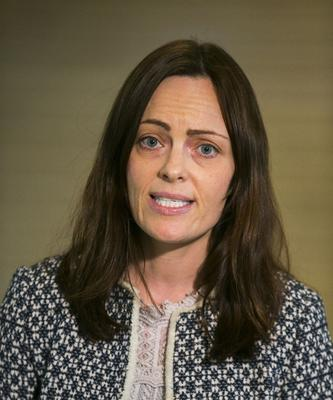 Positive: Nichola Mallon says the deal will create jobs and reduce pollution